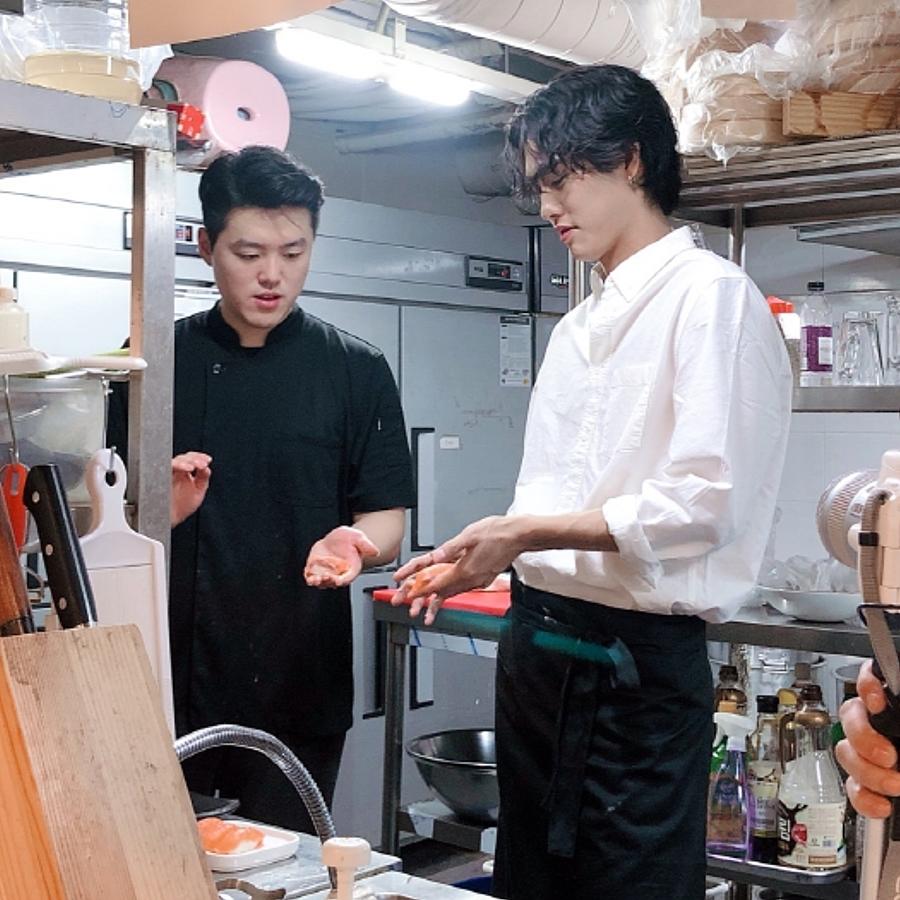 [비정상 타쿠야 X 오후정] 타쿠야와 함께 일본문화 피크닉을 Go Go~!