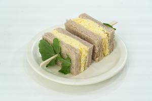 실습 1 : 호밀 식빵을 활용한 에그마요 샌드위치